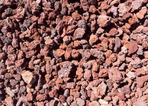 3/4″ Lava Rock